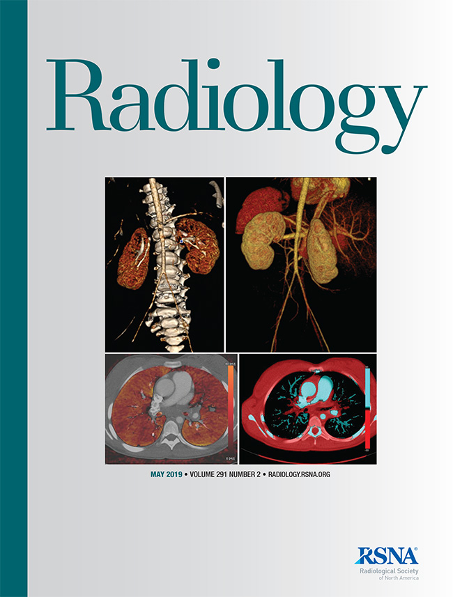 Radiology cover